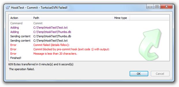 Simple git server for Windows.